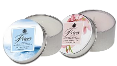 Fragrance Range Tins